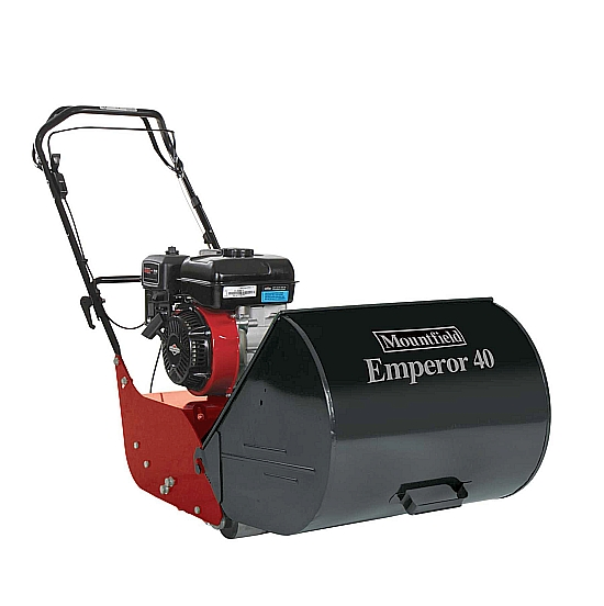Mountfield Emperor 40 Self-Propelled Cylinder Lawn Mower