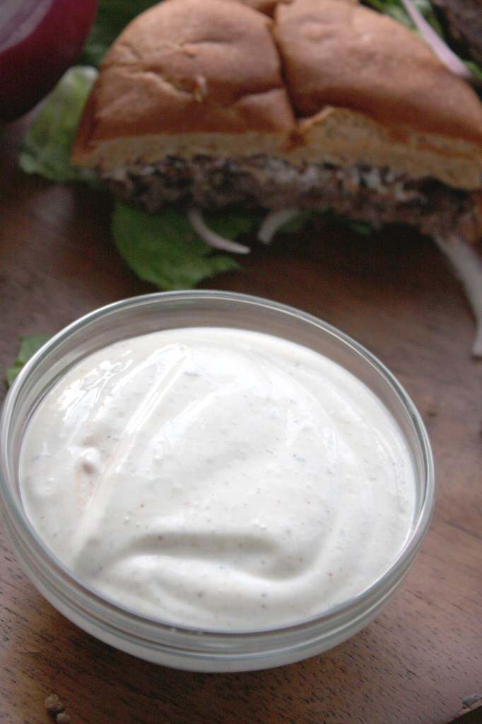 Roasted Jalapeno Ranch -- TheGarlicDiaries.com