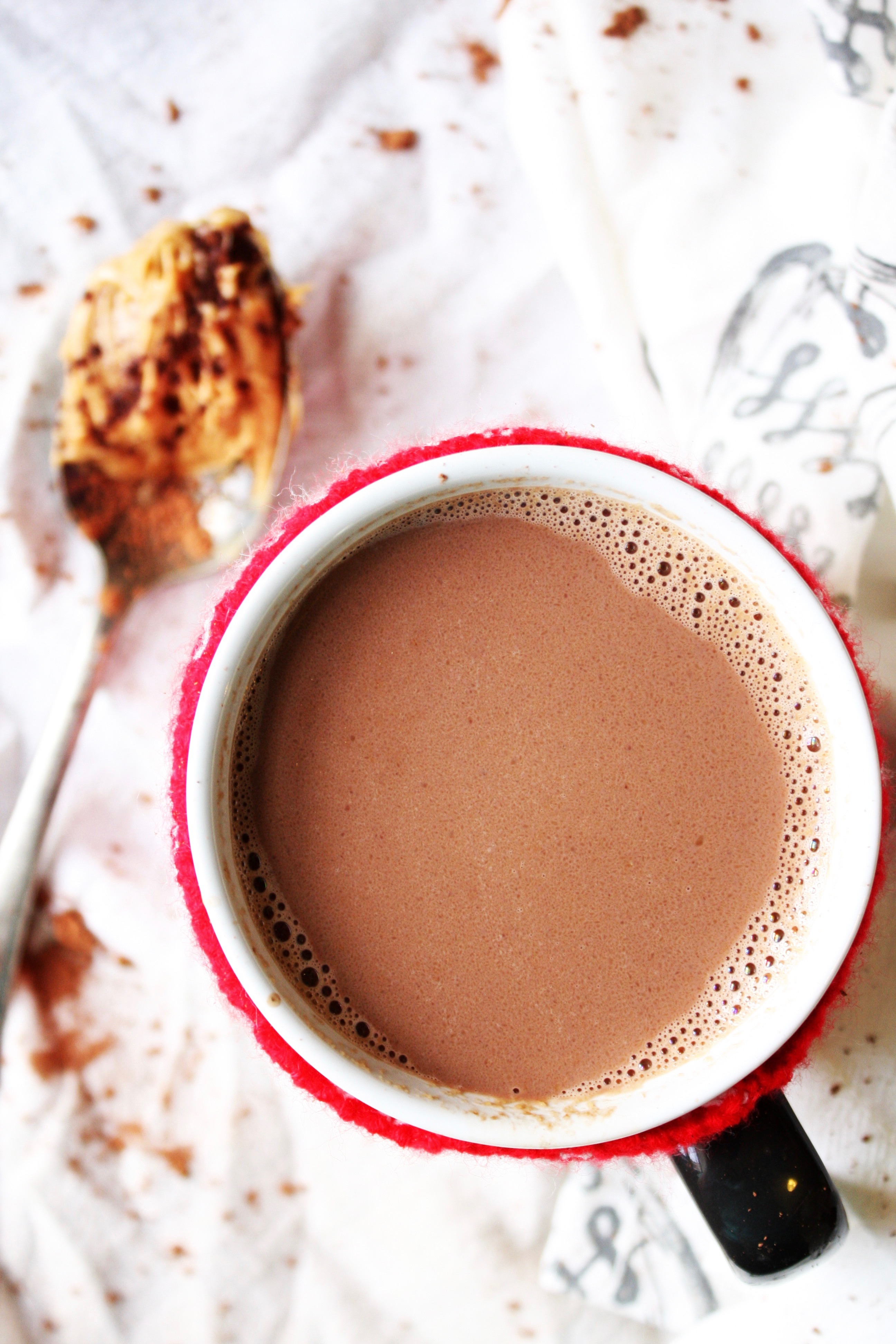 Single Serving Peanut Butter Hot Chocolate