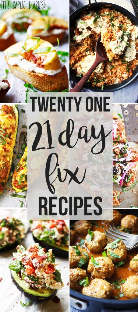 Twenty one 21 day fix recipes Bhg recipes may 2016