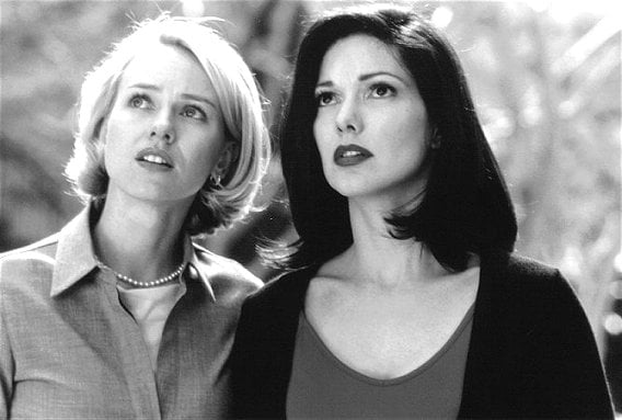 Naomi Watts and Laura Harring in Mulholland Drive