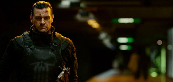 Ray Stevenson in Punisher: War Zone