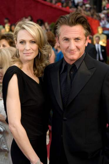Robin Wright Penn & Sean Penn