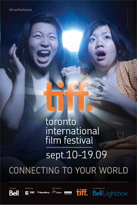 2009 Toronto International Film Festival poster