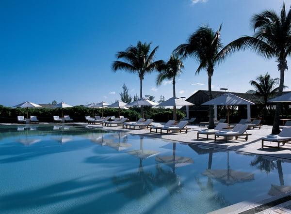 Parrot Cay, Infinity Pool