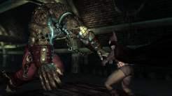 Killer Croc - Batman: Arkham Asylum