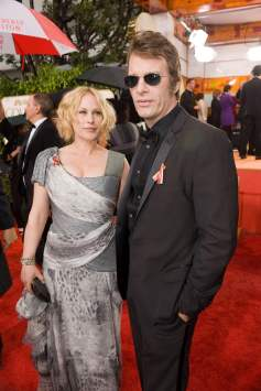 Thomas Jane with Patricia Arquette