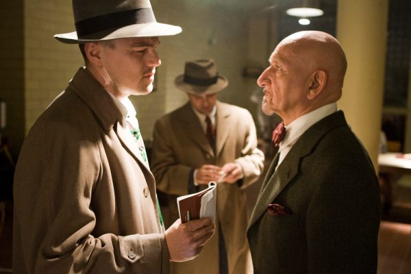 Leonardo DiCaprio and Ben Kingsley in Shutter Island