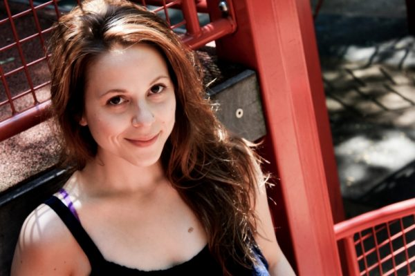Singer Lauren Zettler