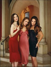 Rose McGowan, Alyssa Milano and Holly Marie Combs
