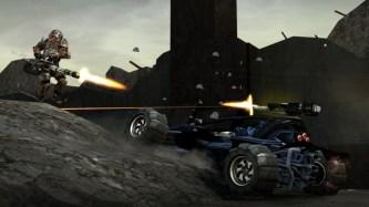 Crackdown 2 vehicle battle
