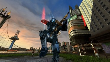 Crackdown 2 ground smash