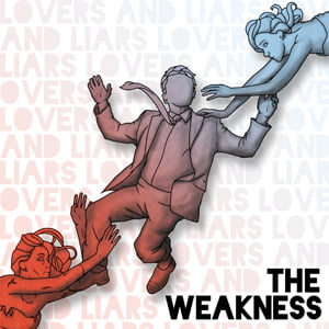 The Weakness album cover
