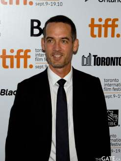 Score director Michael McGowan