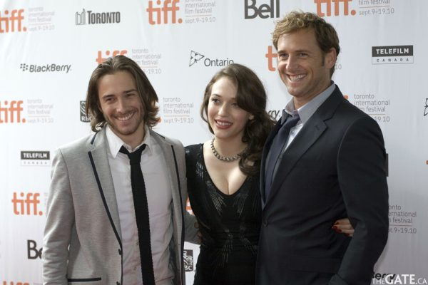 Reece Thompson, Kat Dennings and Josh Lucas