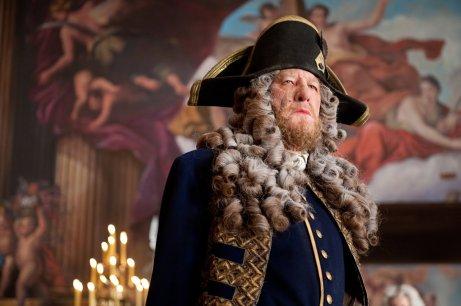 Geoffrey Rush as Hector Barbossa