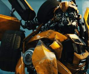 Bumblebee in Transformers: Dark of the Moon