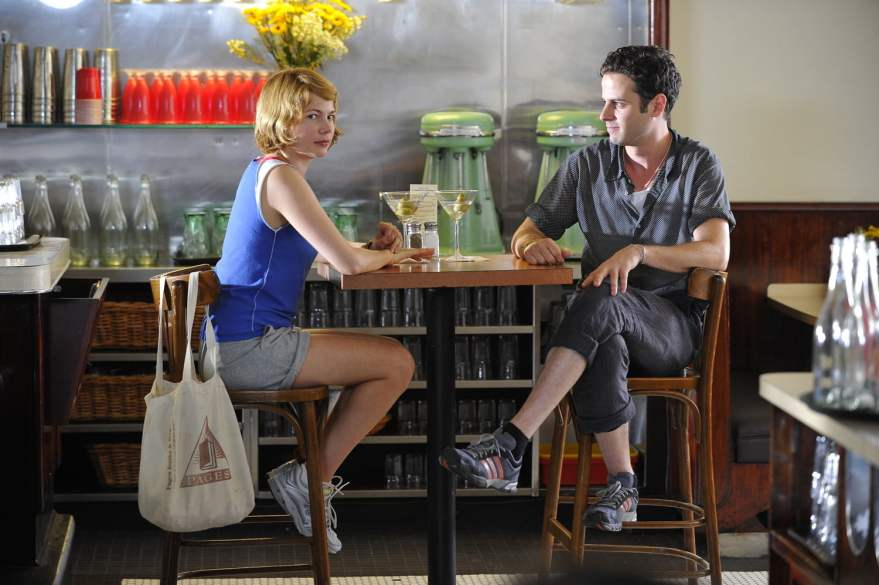 A scene from Sarah Polley's Take This Waltz