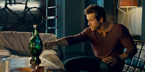 Ryan Reynolds as Hal Jordan in Green Lantern