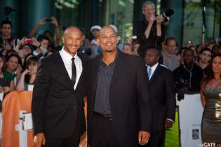 Stephen Bishop and David Justice