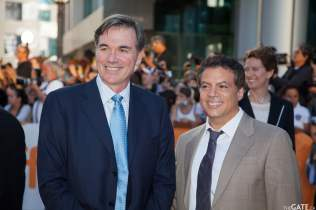 Billy Beane and Michael De Luca