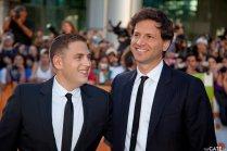 Jonah Hill and director Bennett Miller