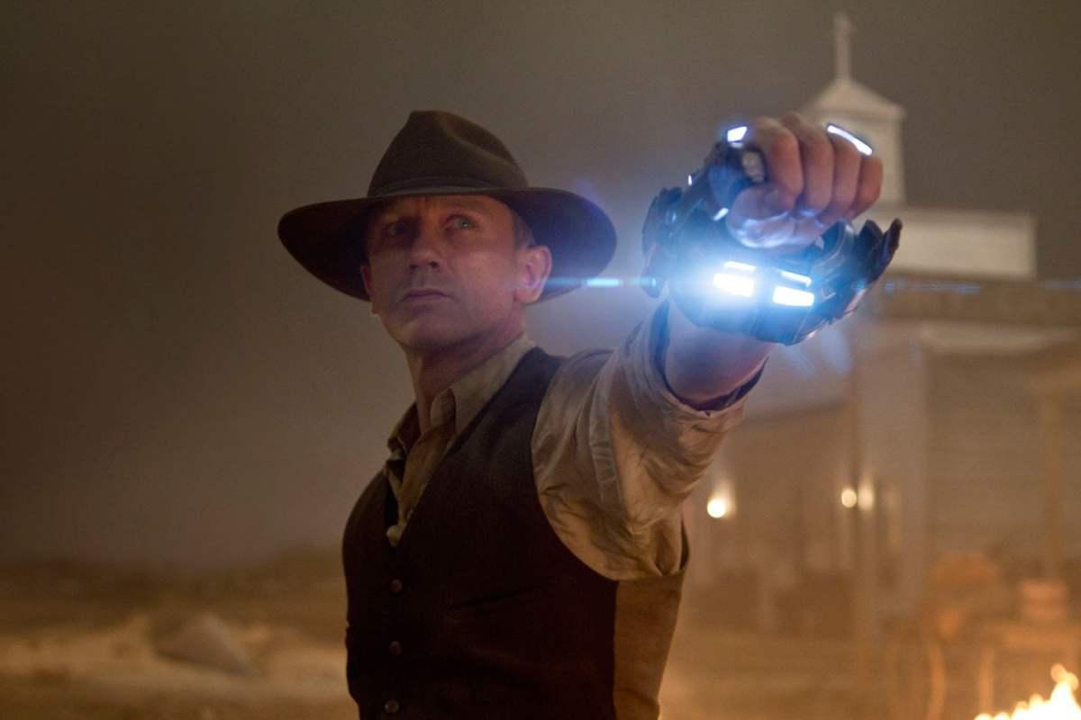 Daniel Craig in Cowboys and Aliens