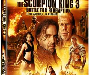 Scorpion King 3 on Blu-ray