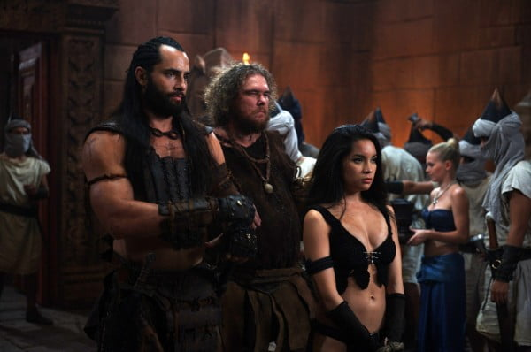 A scene from Scorpion King 3