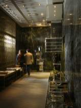 Hazelton Hotel entrance
