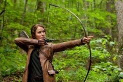 Jennifer Lawrence as Katniss