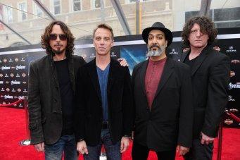 Chris Cornell and Soundgarden