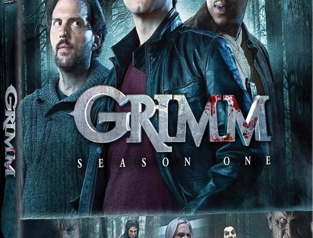Grimm Season One Blu-ray