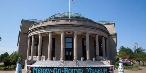 Sandusky's Merry-Go-Round Museum