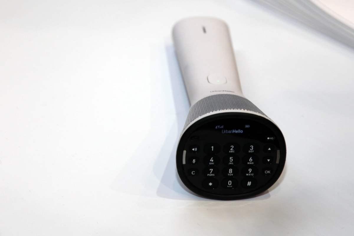 UrbanHello phone