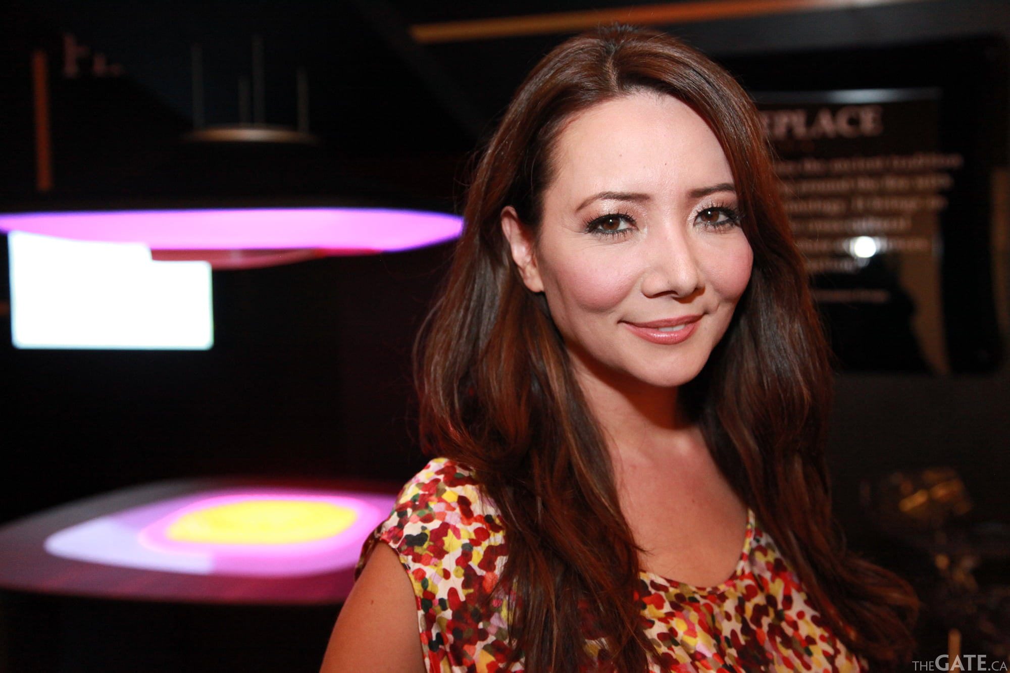 Daily Planet Host Ziya Tong Talks Ces 2013 The Gate