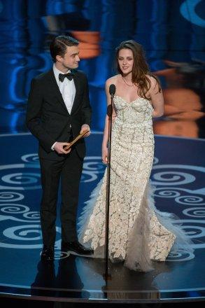 Daniel Radcliffe and Kristen Stewart