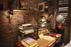 Artie's office