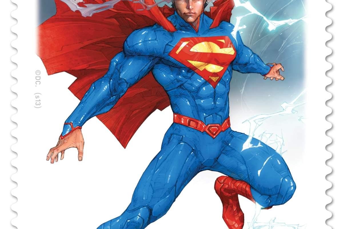 Superman Stamp 5