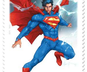 Superman Stamp 5