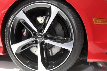 2014 Audi RS 7 - Wheels