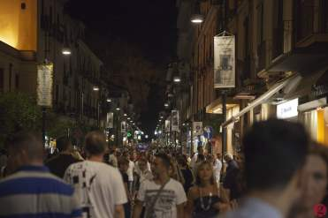 Night on Corso Italia