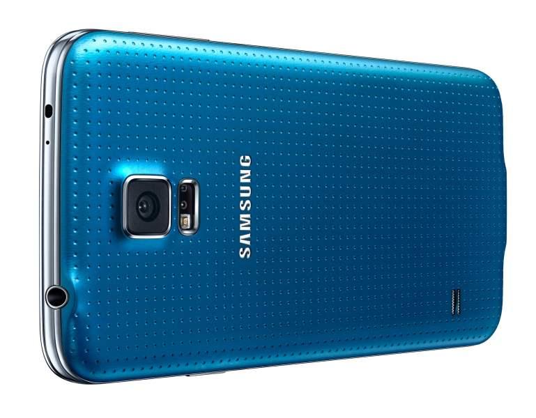 Samsung Galaxy S5 - Electric Blue