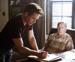 The Judge - Robert Downey Jr. and Robert Duvall