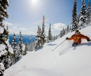 Monashee Mountains Heli-Skiing