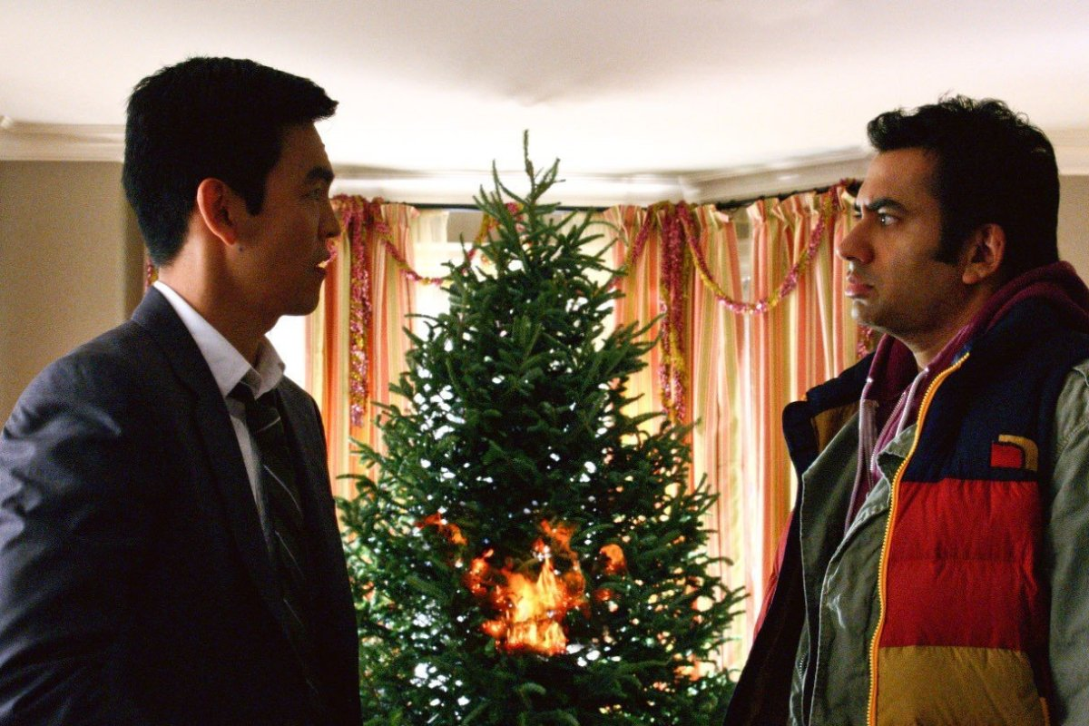 A Very Harold and Kumar Christmas