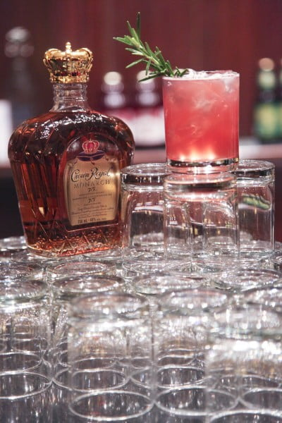 "Crown Royal ""King George"" drink"