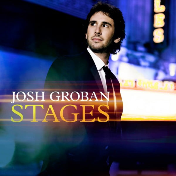 Josh Groban's Stages