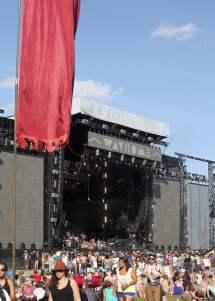 WayHome main stage