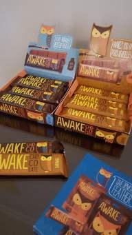 Awake Chocolate bars